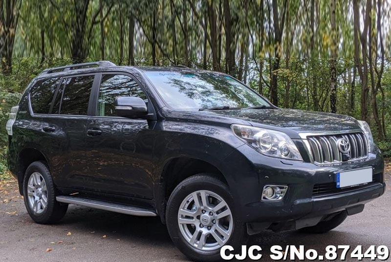 Toyota / Land Cruiser Prado 2011 Stock No. TM1194478